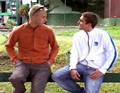 Un fils à papa se fait déchirer les entrailles... video sexe gay