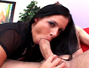 A hot 40-year-old bint and an insatiable appetite! adult video