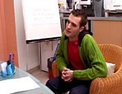 Téléchargement de Petite entrevue de routine pour gay refoulé...