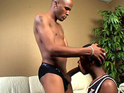 Grosse baise entre black gay dont un TTBM