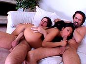 Un burrito en cada agujero sexo video