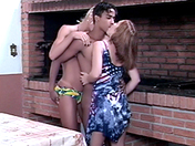 Las trisexuales video sexo
