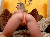 Fingers up her arse adult video