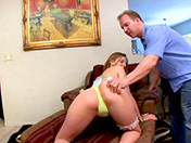 I butt-fuck my wife and I give her to you sex video