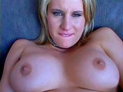 Une blonde bien salope et une bite bien dure sexe video
