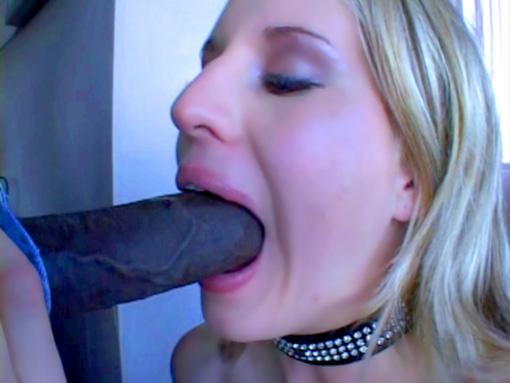 Une blonde bien salope et une bite bien dure video sexe