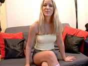 Casting porno para una rubia tetona videos xxx