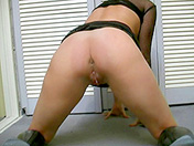A young punker gets bum-fucked sex video