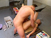 Anal sex on the assembly line adult video