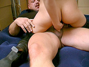 A brunette gets shagged by her father's buddy porn videos