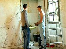 Rénovation  de maison et pétage de fion