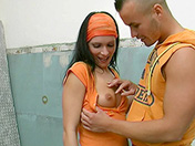 Screwed in the cellar adult video