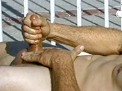 Bodybuilding and contortion for a nice fellatio  gay porn videos