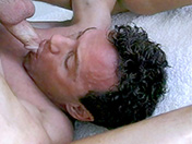 Office wanking and cock sucking gay sex video