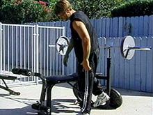 Musculation et contorsion pour bonne fellation