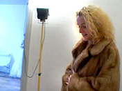 Fur coat and painful sex porn videos