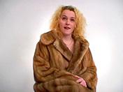Cazadora de cuero y polvo duro video sexo