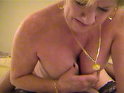 Mrs Richardson rediscovers the conjugal bed sex video