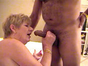 Mrs Richardson is crazy about black guys  porn video
