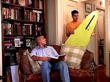 Il rentre du surf pour enculer son pote mouloud