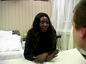 Job interview for lewd black girl xxx video