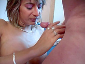 A hot slut gets screwed by a biker xxx videos