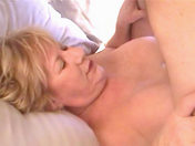 A beefy drunk German guy fucking a nasty old lady!!! sex video