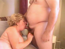 Un Gros allemand baise une vieille grosse !!!
