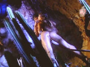 Acrobatic fuck under a waterfall! xxx video