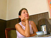 Ember hot, she wants him at the restaurant adult video