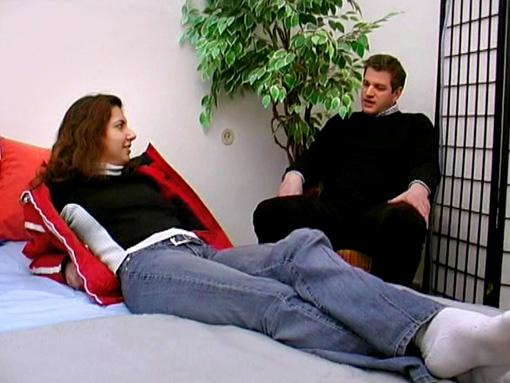 Salope pinée pendant ses RTT video sexe