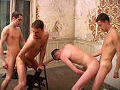 Squatte-moi le cul sexe video gay