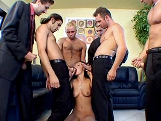 Les Six repeignent Sandra