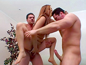 Caramba, two dicks just for me! porn video