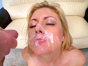 Jasmine gets covered with sperm xxx video