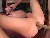 Queues et boules porno video gay