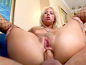 The cock-hungry blonde and her two pals sex video