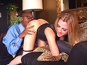 Interracial sex in a luxury hotel xxx video