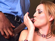 Interracial sex in a luxury hotel sex video