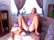 Une belle queue de black pour la jeune Candice x video