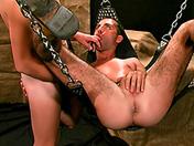 sexe Séance d'humiliation au donjon