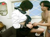 Getting fucked and handcuffed by her Teacher!!!  porn video