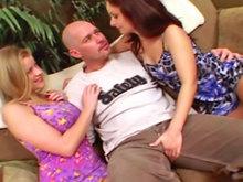 Stars Anales : Daniella Rush, Lea De Mae et Mark Davis !!!