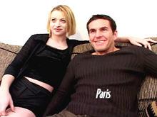Paris Shower ADORE être étranglée et enculée par TT Boy !