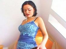 Sophia Gently, Mexicaine aux gros seins sodomisée par Juliano