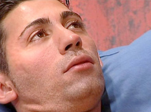 Alex Drago l'italien macho encule Jesse Milo