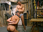 A gay slave pleases his master gay movie