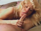 Suzan: blonde, aged 50 and shameless. adult video