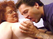 Grandmother, what big tits you have! adult video