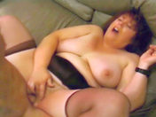 Grandmother, what big tits you have! sex video